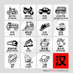 运输交通工具 Transportation