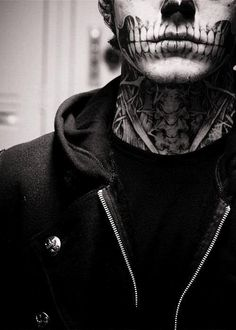 American Horror Story. Evan Peters as Tate Langdon.