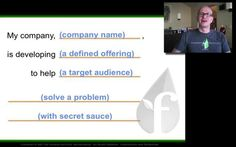 Madlibs for Pitching. This video on perfecting the opening to your pitch is by Adeo Ressi - Founder of the Founder Institute.   For access t...