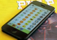 This iPhone app will make your kid smile before every picture via @CNET