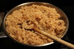 Sarah Eats Austin: Caramelized Onion Risotto with Gruyere