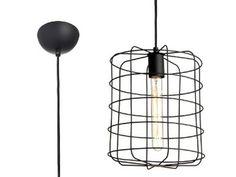 Lampa wisząca VINTAGE LOFT INDUSTRIAL E27 HANG 2c