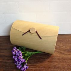 Aliexpress.com: Compre Cilíndrica De Madeira Zakka Caixa de Embalagem Pote…