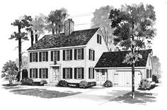 Main image for house plan # 17408