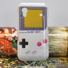 Could not resist ordering myself this.! Samsung Galaxy Ace Gameboy Case