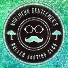 Northern Gentlemens Roller Skating Club Roller Skating, Kiwi, Derby, Skate, Gentleman, Club, Sports, Hs Sports, Gentleman Style