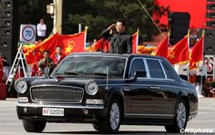 A military parade is held to mark the 60th anniversary of the founding of the People's Republic of China at Tian'anmen Square in Beijing on October 1, 2009. Hu Jintao, the then general secretary of the Central Committee of the Communist Party of China, Chinese President and chairman of the Central Military Commission, inspected troops during the parade