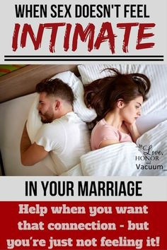 Demeaning sex married