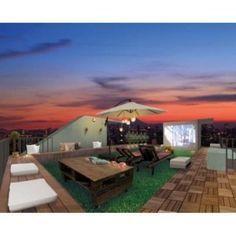 屋上に100インチの特大プロジェクターのあるアパート知ってますか?Do you know Apartment that have Big projecter on rooftop!! http://www.vidax.jp/bkndetail/ROOF%E6%98%8E%E5%A4%A7%E5%89%8D/