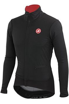 Castelli Alpha Jacket Black XL  Mens ** Read more reviews of the product by visiting the link on the image. (This is an affiliate link) #CyclingClothing