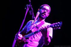 Ben Kenney opening for Sons of the Sea Jan 27, 2014 Washington DC