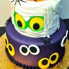 Resultado de imagen para torta de halloween