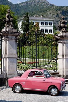 Autobianchi Bianchina Transformabila 1962