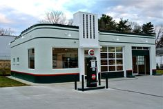 Fill'er Up: A look at Service and Fillin Stations in the country
