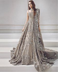 Buy Latest Pakistani Indian Bridal Dress - Pakistani Bride Dress - Indian Wedding Bridal Dress Online Beautiful Maxi in Golden Brown Color Work Embellished with Naqshee Dabka Zari Nagh Pearls Crystals and Threads Work Visit Call Whatsapp 1 Indian Bridal Outfits, Pakistani Wedding Outfits, Pakistani Bridal Dresses, Indian Bridal Wear, Bridal Anarkali Suits, Indian Wedding Gowns, Lehenga Wedding, Indian Bridal Couture, Pakistani Party Wear