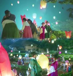 Third Preview for Moonlight Drawn by Clouds Brings the Traditional Sageuk…