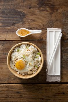Garlic Fried Rice (L