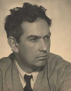 Calder, c. 1930  Photograph by Man Ray