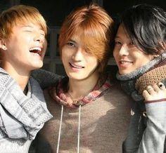JYJ ♥ Junsu, Jaejoong and Yoochun