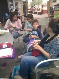 Novel Knitters Crochet With Chris Antioch California Kids
