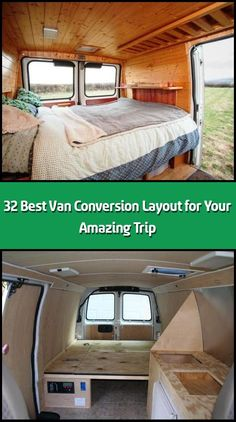 You might go for a van that youve to tow or the other choice is to get a camper van thats both car and caravan. Vans are cheaper than campers or conversion v Van Conversion Layout, Lateral Thinking, Cool Vans, Camper Interior, Campervan, Caravan, Conversation, Construction, Space