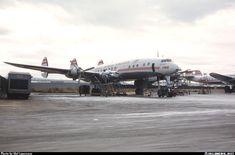 "Lockheed L-1049 Constellation: TWA N6905C (cn 4019) Ship 905, ""Star of the Rhone"""