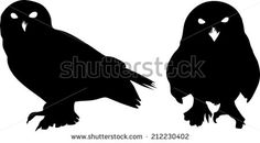 Owl silhouette Stock Photos, Owl silhouette Stock Photography, Owl silhouette Stock Images : Shutterstock.com