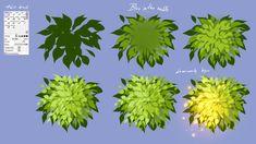 How i made leaves - EASY by ryky.deviantart.com on @DeviantArt