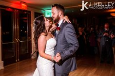 First Dance Wedding Photography the club at old hawthorne Columbia MO