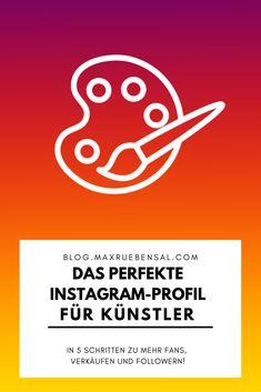 Tips And Tricks, Instagram Bio, Insta Bio, Kunst Online, Social Media Marketing, Blog, Business, Diy, Inspiration
