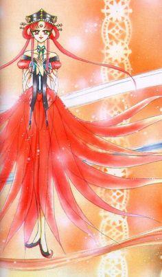Naoko Takeuchi, Bishoujo Senshi Sailor Moon, Princess Kakyuu