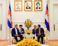 U.S. Secretary of State John Kerry's visit to Cambodia from 25-26 January has been well documented, both in local as well as in international press. The visit has been framed in the context of the ongoing South China Sea dispute, the Trans-Pacific Partnership (just signed on 04 February), and the upcoming US-ASEAN Summit to be held in California, USA from 15-16 February. But what does it really mean?
