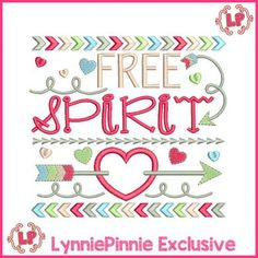 See It All - Free Spirit Tribal Arrows Word Art Applique 4x4 5x7 6x10 7x11 - Welcome to Lynnie Pinnie.com! Instant download and free applique machine embroidery designs in PES, HUS, JEF, DST, EXP, VIP, XXX AND ART formats.