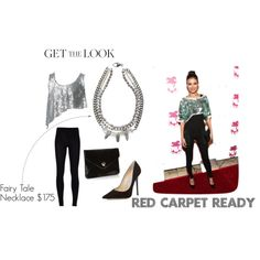 Designer Clothes, Shoes & Bags for Women Red Carpet Ready, Get The Look, Prince, Shoe Bag, Polyvore, Stuff To Buy, Shopping, Collection, Design