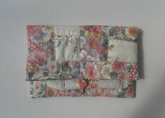 Versatile, Fold Over, Quilted Clutch, Handbag, Tablet Bag £25.00