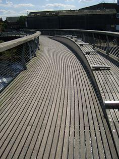 The Happy Pontist: Castleford Bridge