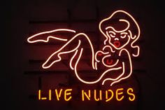 """Image result for """"live nudes"""" neon"""