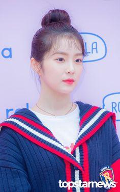 [HD포토] 레드벨벳(Red Velvet) 아이린, '올림머리 한 여자는 예쁘다'