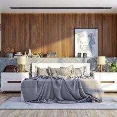 New Bedroom Design Romantic Accent Walls 68 Ideas Hotel Room Design, New Bedroom Design, Bed Design, House Design, Couple Bedroom, Bedroom Bed, Bedroom Decor, Bedroom Green, Suites