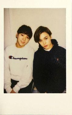 Vernon & Seungkwan
