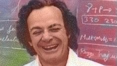 "Remembering Richard Feynman on his birthday. He said, ""It is true that if we look at a glass of wine closely enough we see the entire universe. The Entire Universe, Secrets Of The Universe, Physics Concepts, Louis Pasteur, Physics Humor, Richard Feynman, Geology, Science And Technology, Astronomy"