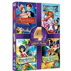 http://ift.tt/2dNUwca   Anastasia / Bartok / Ferngully / Ferngully 2 DVD   #Movies #film #trailers #blu-ray #dvd #tv #Comedy #Action #Adventure #Classics online movies watch movies  tv shows Science Fiction Kids & Family Mystery Thrillers #Romance film review movie reviews movies reviews