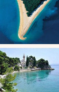 Unforgettable holidays in Bol, Croatia