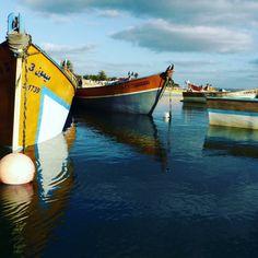 Barques de la Merja Zega