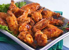 Cinco de Mayo Glazed Chicken Wings  By: Old El Paso  From: tablespoon.com