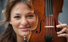All children should have the chance to be exposed to classical music, even if   they'd rather play video games, Nicola Benedetti says