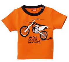Tee KTM Baby My Daddy from Boyd Motorcycles
