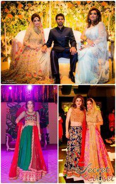 PAKISTANI WEDDING alisha_hashmi_wedding_jan_2015_feature_v1 Mina hasan designer