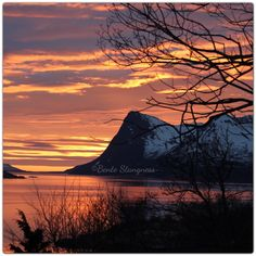 Toppsundet, Harstad, northern Norway