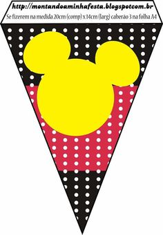 Imgur Post - Imgur Mickey Mouse Birthday Theme, Mickey E Minnie Mouse, Theme Mickey, Fiesta Mickey Mouse, Mickey Party, Imprimibles Mickey Mouse, Scrapbook Da Disney, Mickey Mouse Decorations, Disney Classroom